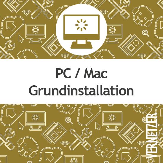 Grundinstallation
