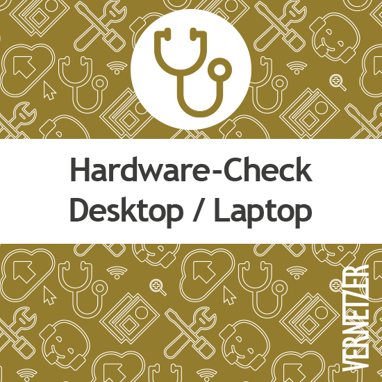 Hardware Check Checkup